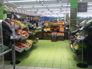test supermercato dimar bestack 2