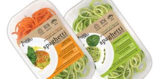 Spaghetti di verdure dell'Orto, Insalata dell'Orto