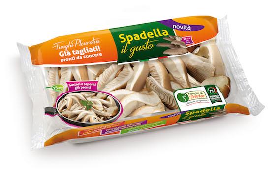 Spadella Funghi Pleurotus