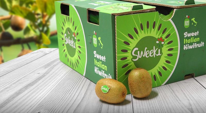 Il kiwi Origine Group si chiama Sweeki