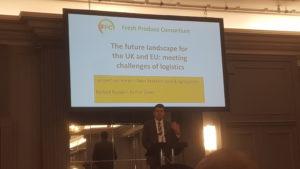 Effetto brexit sulle importazioni ortofrutta