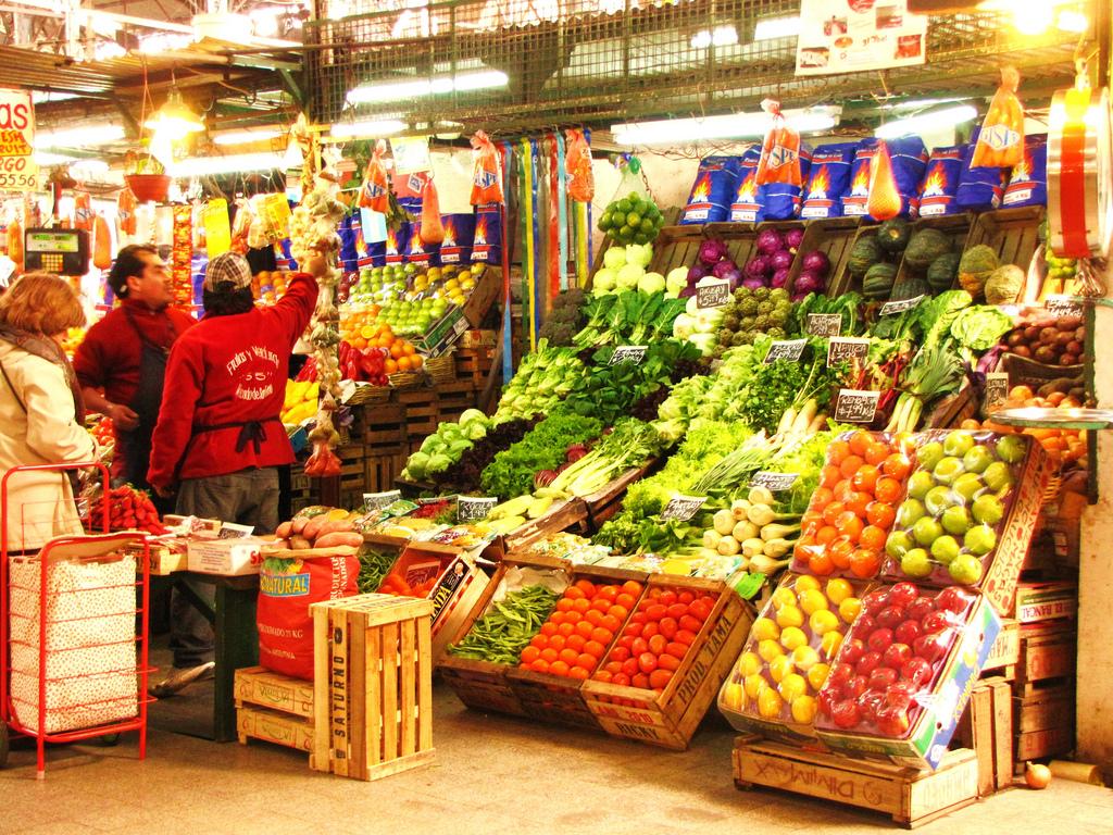Prezzi frutta e ortaggi nei mercati italiani al 12 giugno for Mercato frutta e verdura milano