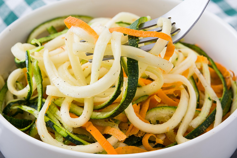 Spaghetti di verdure per il Monitor Ortofrutta Agrotec