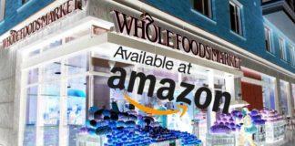 Amazon e Whole Foods intercettano il 2% di tutte le spese alimentari negli Stati Uniti. Cifra ancora lontana dal 25% di Walmart, che ha un numero di punti vendita 10 volte superiore