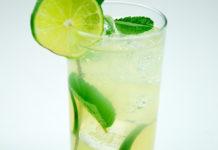 Il Mojito ha tra i suoi ingredienti il lime