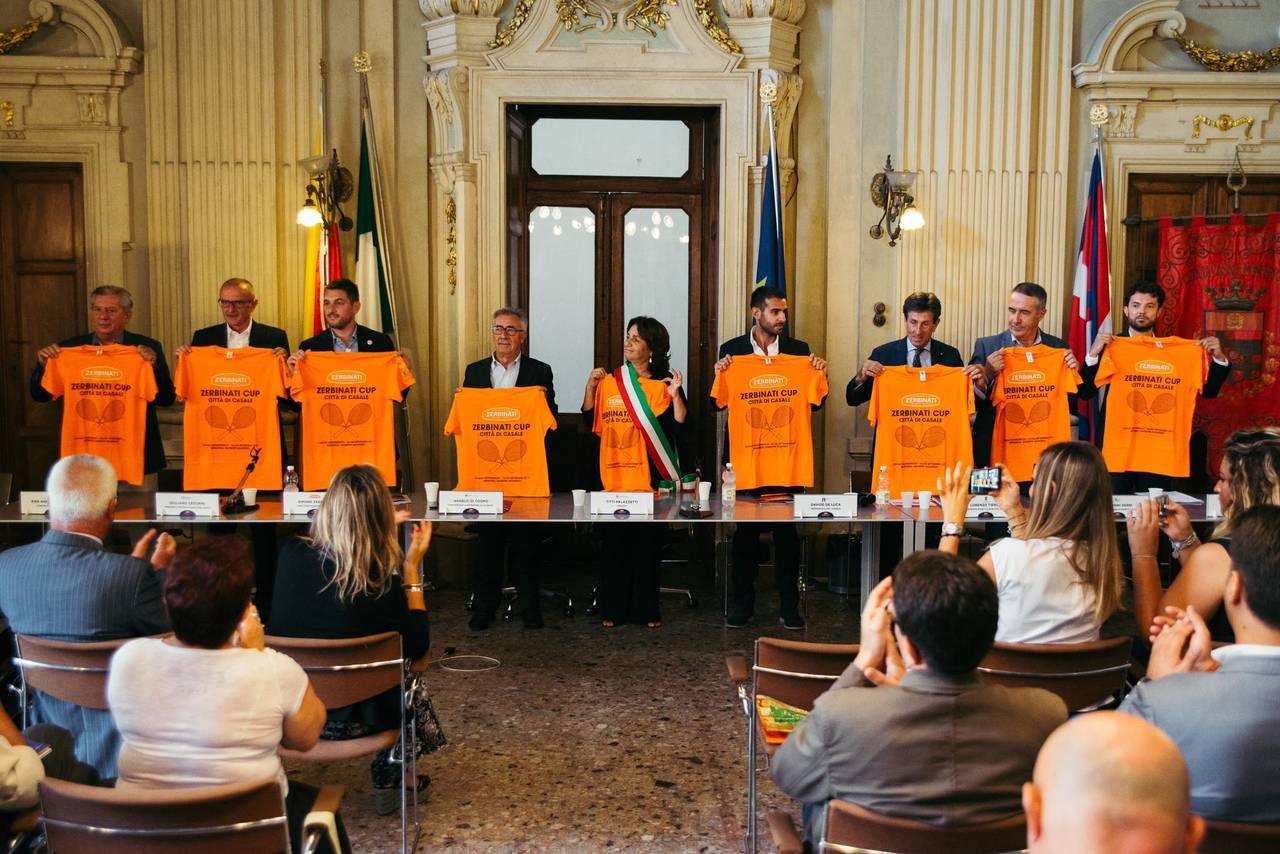 Zerbinati sponsor dei campionati italiani di tennis a - Mercato antiquariato casale monferrato ...