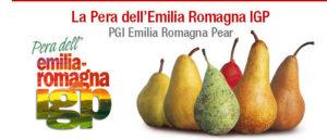 La Pera dell'Emilia-Romagna Igp è tutelata dal marchio Ue dal 1998