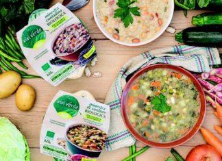 Zuppe fresche Coop Vivi Verde al Sana