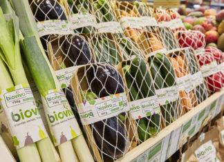 Supermercati Ahorramas, Madrid. Biovivo ©GUILLERMO NAVARRO