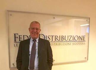 Claudio Gradara presidente Federdistribuzione