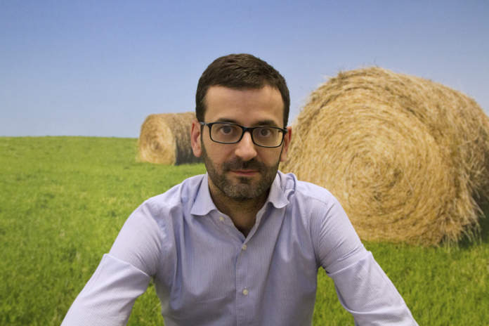 Gaspar Santonja, chief financial officer di Cortilia