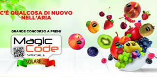 Magic Code 2018 Solarelli Apofruit