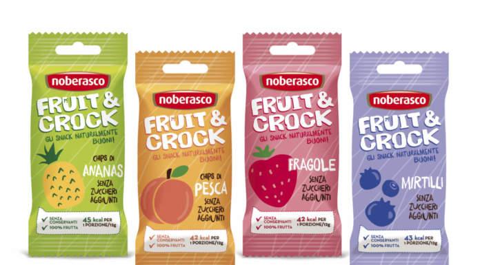 Noberasco, azienda, ligure, è oggi leader in Italia nel settore della frutta secca e disidratata