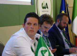 Stefano Francia, il nuovo presidente AGia (Cia)