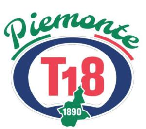 Il logo T18 per la linea legata al gusto del territorio