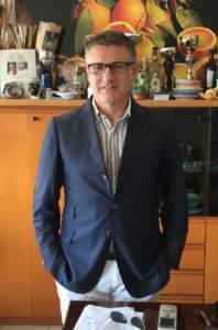 Rocco Lardaruccio, amministratore delegato della Coa Srl