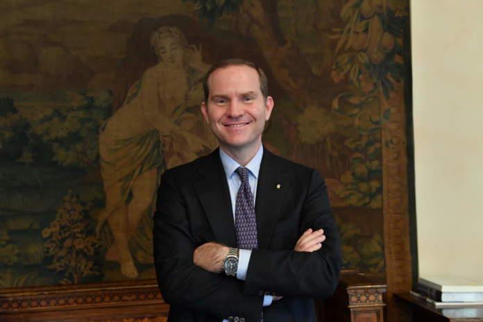 Il presidente di Confagricoltura Massimo Giansanti