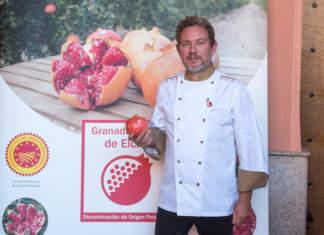 Albert Adrià inaugura la campagna di raccolta della melagrana Mollar de Elche