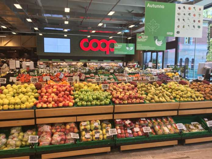 La verdura registra i migliori dati di crescita nel Rapporto Coop 2019 relativo al primo semestre