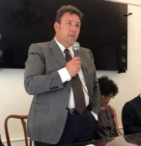 Giovanni Selvaggi, presidente Confragricoltura Catania