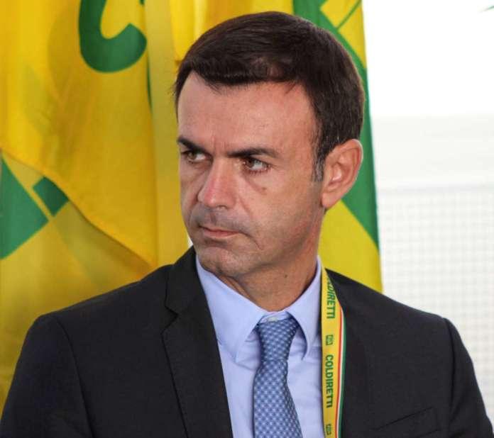 Il neopresidente nazionale dell'associazione Coldiretti, Ettore Prandini