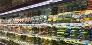 FLe insalata in busta trainano il comparto della quarta gamma
