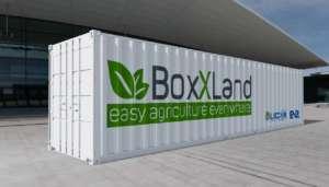 Il progetto BoxXLand per l'agricoltura mobile, in container, promosso da Enea