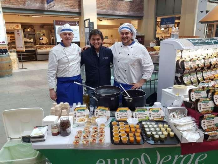 L'evento di Euroverde a Eataly Torino del marzo 2018