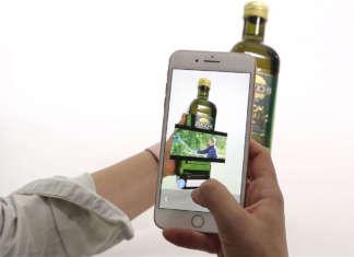 L'app di Realia permette una fruizione d'acquisto innovativa grazie alla realtà aumentata