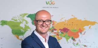 Christoph Tappeiner, nuovo direttore generale del consorzio Vog Products, in Trentino Alto Adige, che ha come proprio brand Leni's