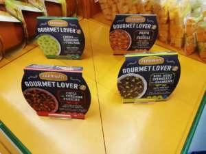 Le Gourmet Lover'Z, una linea di monoporzioni con ricette innovative e sperimentali