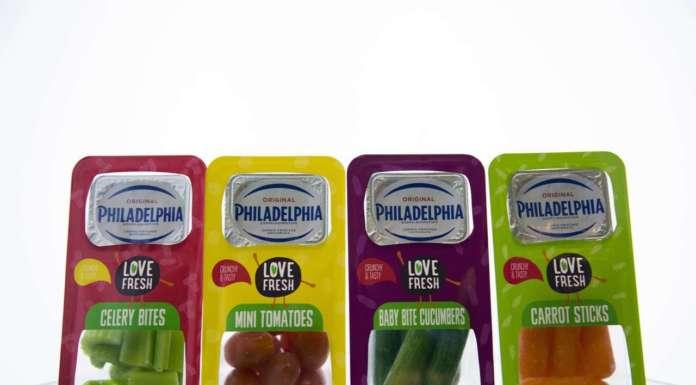 La gamma Love Fresh si compone di quattro referenze: quest'anno arriveranno anche in Italia