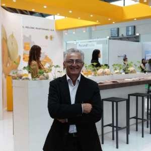 Mario aguzzi, presidente del Consorzio di Valorizzazione e Tutela del Melone Mantovano Igp. Il Consorzio conta 30 soci