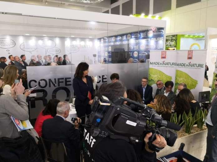A Fruit Logistica la presentazione del progetto Made in nature per promuovere il bio in Italia, Francia e Germania