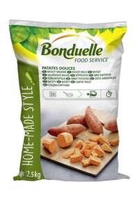 Le patate dolci hanno un più basso indice glicemico e sono ricche di fibre. Bonduelle le propone surgelate