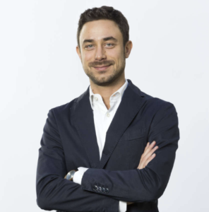 Andrea Battagliola, direttore generale della Linea Verde
