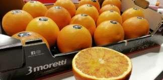 La nuova linea Premium di 3moretti con arancia rossa Tarocco Meli