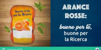 La Arance rosse per la ricerca, varietà Tarocco: nei punti vendita Carrefour, a insegna Ipermercati, Market ed Express, sono state vendute 90.328 confezioni da 2 kg