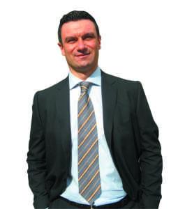 Cristiano Fini, presidente di Cia-Agricoltori Italiani dell'Emilia-Romagna. Ha lanciato un allarme sulla crisi del mercato delle pere