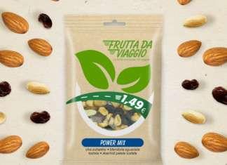 Il brand Frutta da viaggio, lo snack a base di frutta secca di Euro Company