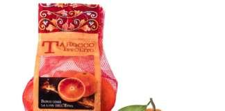 L'arancia rossa Tarocco Ippolito prodotta da Oranfrizer in Sicilia, alle pendici dell'Etna