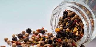 Mix di pepi: le varietà sono tantissime (foto di Antonio Castellani )