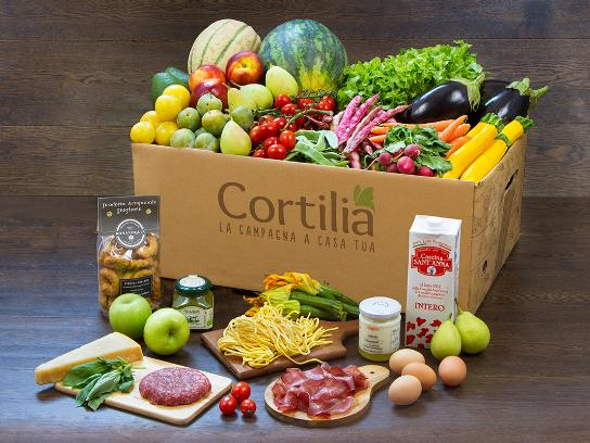 Cortilia