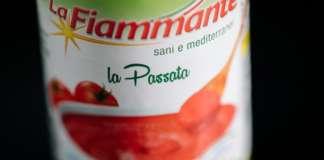La Fiammante è il brand di punta di Icab (Industrie Conserve Alimentari Buccino). Il suo core business è il pomodoro