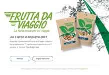 L'iniziativa con premio assicurato lanciata da Euro Company per la linea Frutta da Viaggio, dedicata alla frutta secca