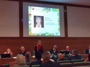 La presentazione dell'evento, con lo chef Pietro Leemann e il Maestro Peppe Vessicchio
