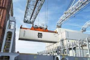 Il sistema di spedizione via nave avviene in collaborazione con Msc
