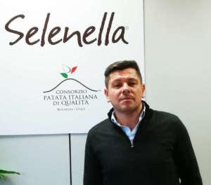 Massimo Cristiani, è il presidente del Consorzio Patata Italiana di Qualità