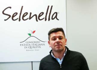 Massimo Cristiani sarà per il prossimo triennio alla guida del Consorzio Patata Italiana di Qualità il cui marchio è Selenella