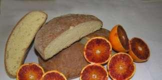 Il pane ad alto contenuto di fibre è stato preparato utilizzando i sottoprodotti di lavorazione di agrumi, in particolare arance rosse e limoni